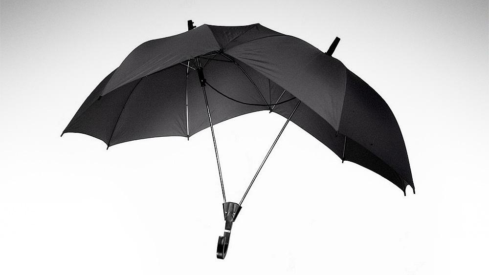 idée cadeau vtc pour la saint valentin paraplui