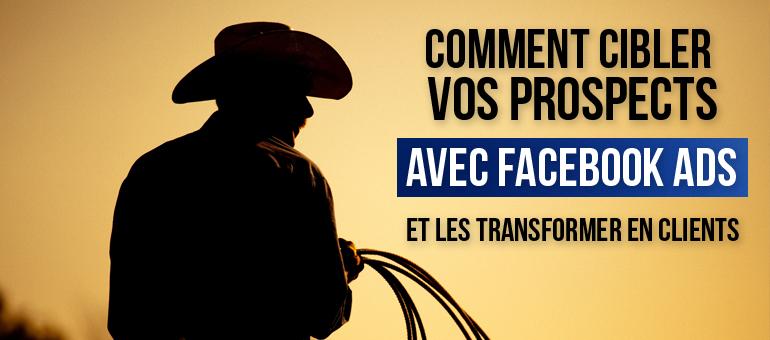 Trouver des clients VTC sur Facebook